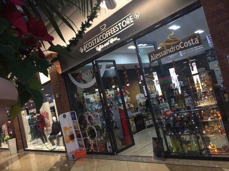 Costa Coffee Store Parco Commerciale I Portali