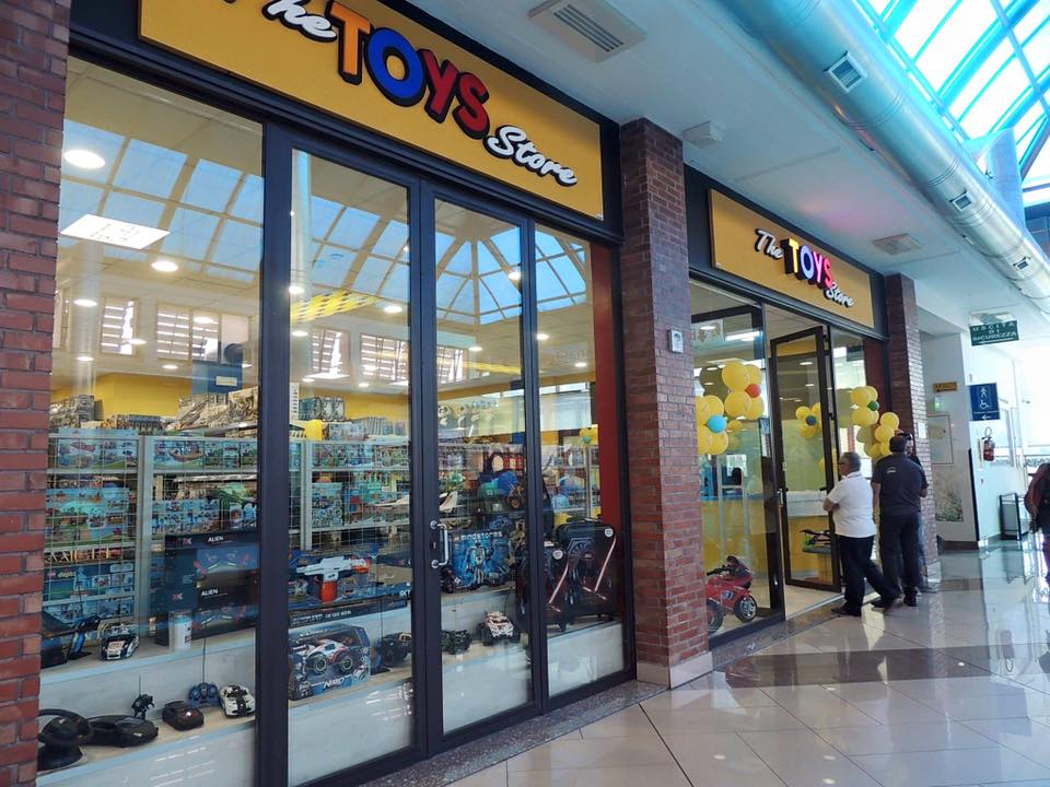 The Toys Store Parco Commerciale I Portali